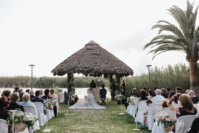 bodas civiles albufera Valencia